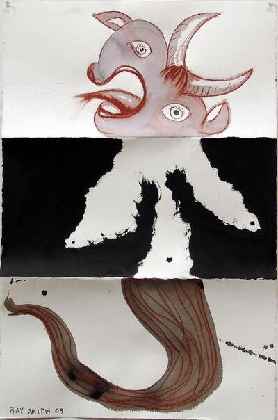 Ray Smith, 'Unguernica II #2', 2009