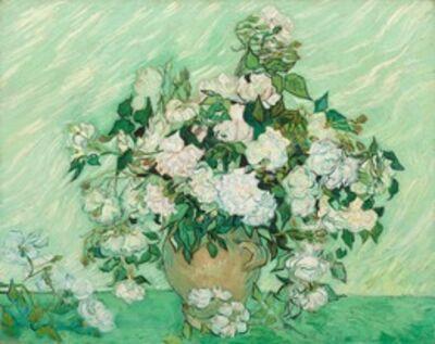Vincent van Gogh, 'Roses', 1890
