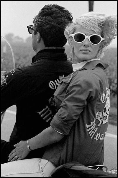 Danny Lyon, 'Memorial Day Run, Milwaukee', 1966