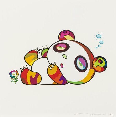 Takashi Murakami, 'Panda Cub, Sleepy Time', 2020