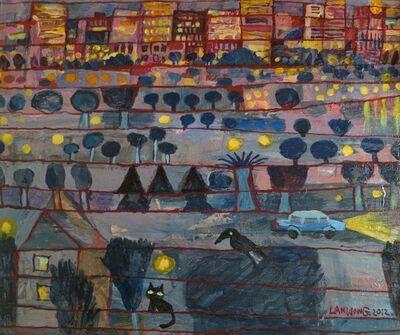 Wang Lan, 'Night', 2012