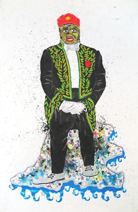 Kura Shomali, 'Un Chinois au Congo', 2014