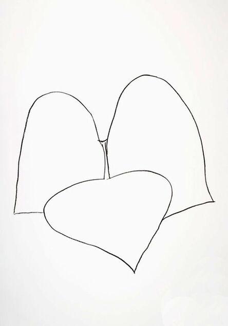 Ellsworth Kelly, 'String Bean leaves III (A. 50)', 1965