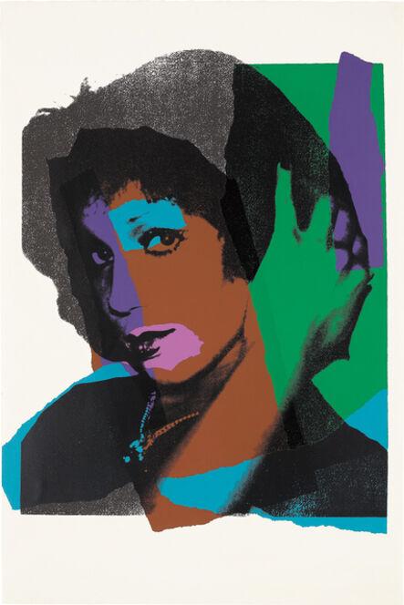 Andy Warhol, 'Ladies & Gentlemen F&S II.132', 1975