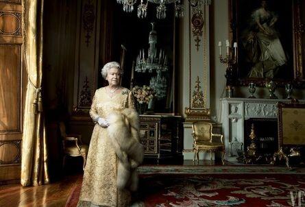 Annie Leibovitz, 'Queen Elizabeth II, Buckingham Palace, London', 2007