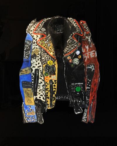 Rose Eken, 'Jacket with Leopard Skin', 2018