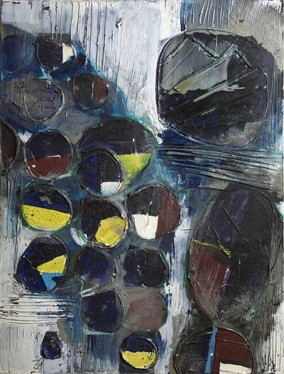 Kokuta Suda 須田 剋太, 'Untitled', 1963
