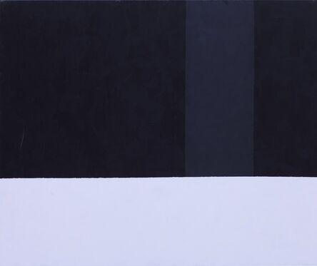 Nikita Alexeev, 'Winter landscape with a black sky', 2013