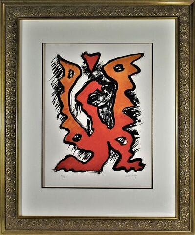 Man Ray, ' Mythologia Moderna II', 1969