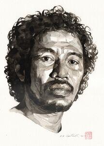 R.E. Hartanto, 'Poet #1 (New Indonesian Series)', 2017