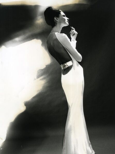 Lillian Bassman, 'Anneliese Seubert', 1996
