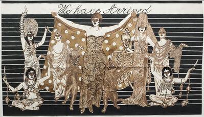 Marcel Dzama, 'We have Arrived', 2017