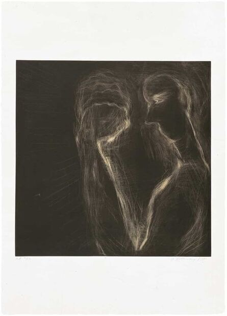 Susan Rothenberg, 'Mezzo Fist #1', 1990