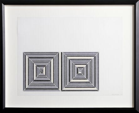 Frank Stella, 'Les Indes Gallantes II', 1973