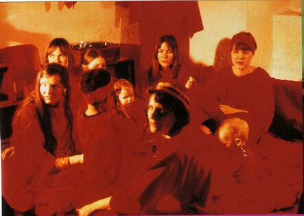 Kanonklubben, '7 Damebilleder (7 Ladies Images)', 1970