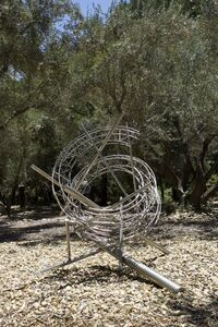 Moto Ohtake, '[67] Spiraled', Contemporary