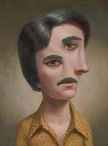 Marion Peck, '1970s Man'