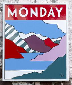 Parra, 'Monday', 2018