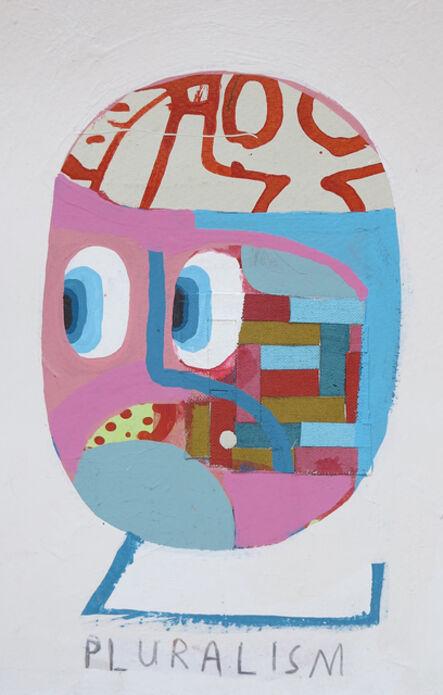 David Shillinglaw, 'Head 14 ', 2018
