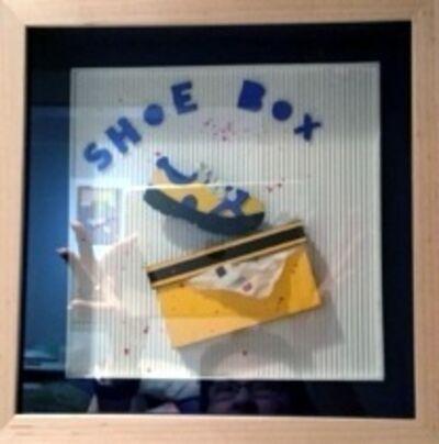 Katharine Owens, 'Yellow Shoe Box'