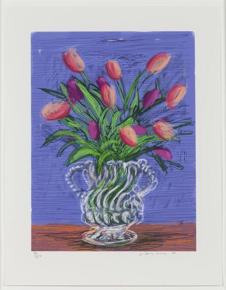 David Hockney, 'Untitled', 2010