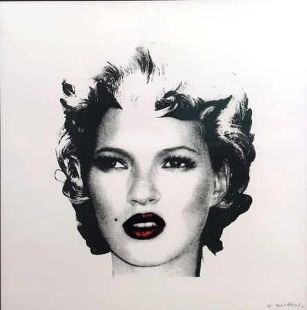 Banksy, 'Kate Moss (Artist Proof Edition of 12) - Signed', 2005