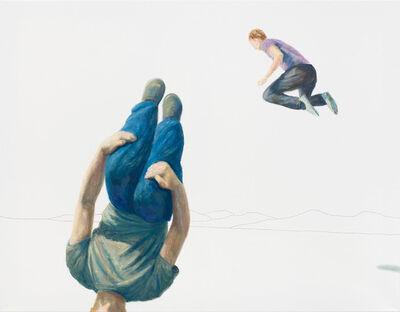 Bernard Ammerer, 'Parcour 4', 2017