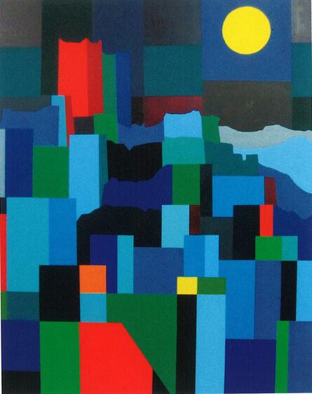 Chia Hearn Chek, 'Lunar', 2014