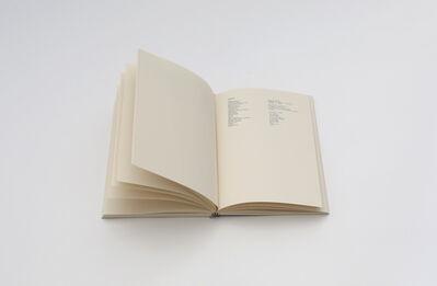 Daniel Gustav Cramer, 'Objects', 2010