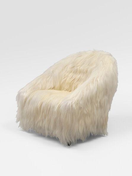 Jean Royère, 'Baquet armchair', ca. 1955