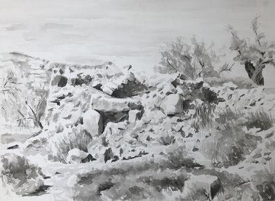 Benji Boyadgian, 'Ruin, Wad Al-Shami', 2014