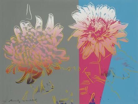 Andy Warhol, 'Kiku (F. & S. II.307-9)', 1983