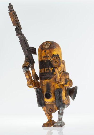 Ashley Wood, 'World War Robot: Armstrong, EMGY', 2011
