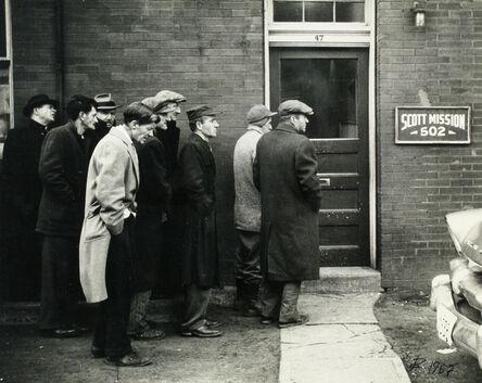 Lutz Dille, 'Toronto', 1957