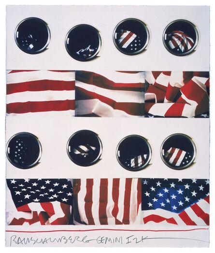 Robert Rauschenberg, 'Wash', 2000