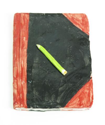 Rose Eken, 'Notes Book and Pen', 2018