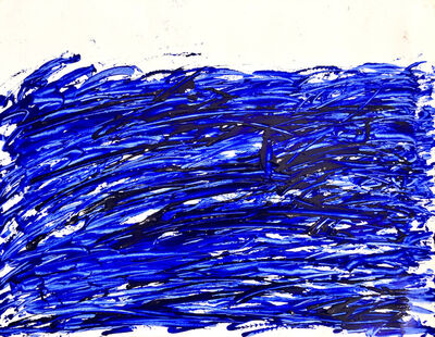 Adrian Luchini, 'Light Blue 1', 2019