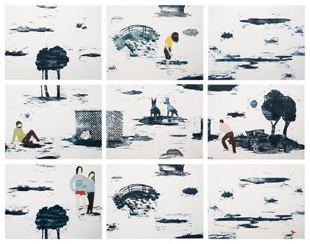 Elin Rodseth, 'Wayfarers', 2015