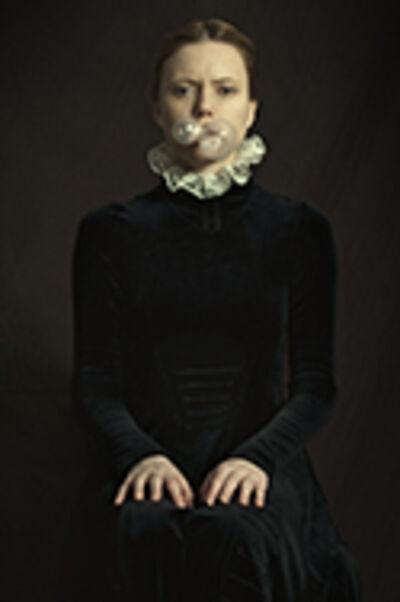 Romina Ressia, 'Double Bubblegum', 2014
