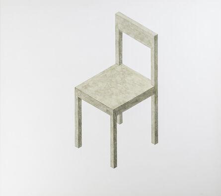 Jeremy Wafer, 'Chair', 2017