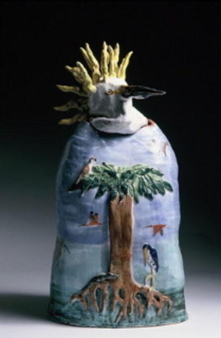 Kate Missett, 'Snowy Egret'