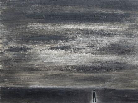 Theodore Major, 'Man and Sky', 1970-1980