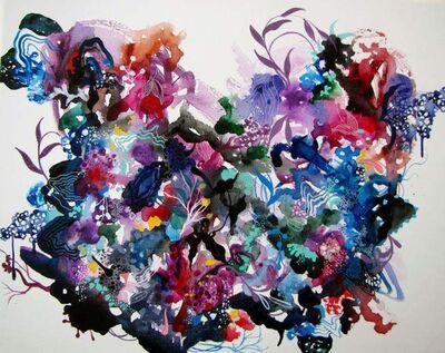 Patricia Rodriguez, 'Violet Island '