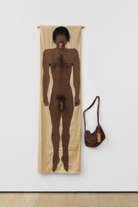 Su Richardson, 'Travelling Man with bag', 1979/80
