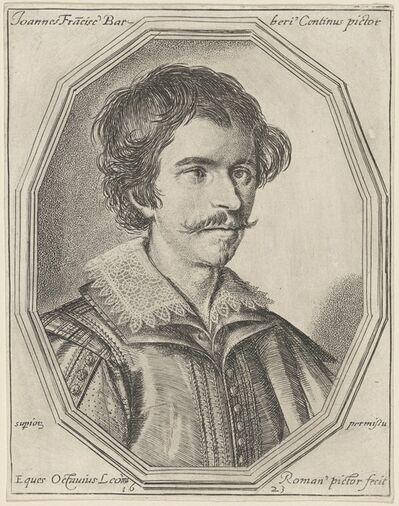 Ottavio Leoni, 'Giovanni Francesco Barbieri, called Guercino', 1623