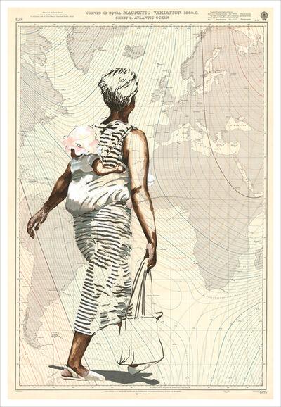 Lisette Bambine Forsyth, 'curves', 2020
