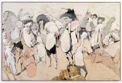 Roger Edgar Gillet, 'La Grande fête chez Pollak', 1968