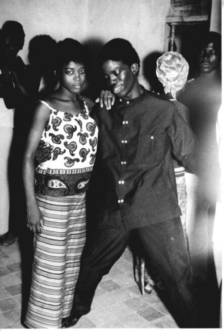 Malick Sidibé, 'Soirée du Club les Frangins', 1966