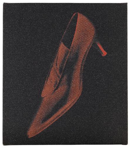 Andy Warhol, 'Diamond Dust Shoe', 1980