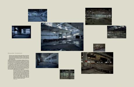 """Igor Grubic, ' """"Traces of Disappearing (Deconstruction of the Factory)""""'"""
